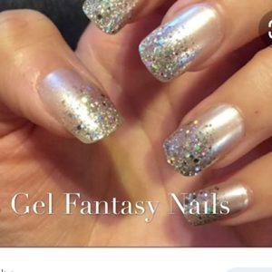 ❤️5/40❤️ kiss gel fantasy nails